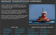Company Detail Page